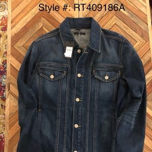 Authentic 7 for all mankind Denim Jacket
